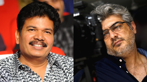 Thala Ajith & S Shankar To Team Up Soon?