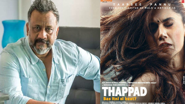 Anubhav Abuses Filmmaker For Speculating Thappad's Business