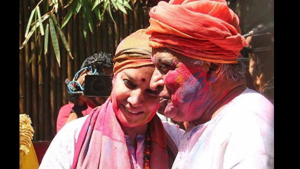ALSO READ: Shabana Azmi Says She Won't Celebrate Holi This Year; Shares Pictures From Her 2019 Holi Party