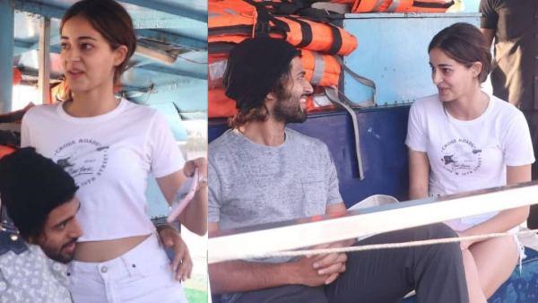Fans Give Vijay Deverakonda and Ananya Panday A Power Couple Name 'Anakonda' After Pics Go Viral