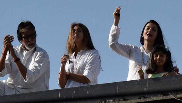 Janta Curfew: Bachchans, Ranveer Singh-Deepika Padukone, Kangana Ranaut & Others Applaud Heroes
