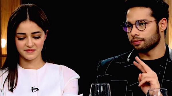 Siddhant Chaturvedi On His Nepotism Jibe To Ananya Panday: It Wasn't Meant To Be Taken Like That