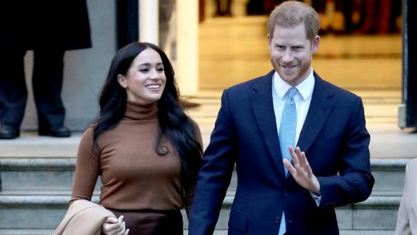 Prince Harry And Meghan Markle End Royal Roles