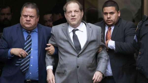 Report: Harvey Weinstein In New York State Prison, Tests Positive For Coronavirus
