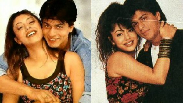 Shah Rukh Khan Reveals He Used To Sing This Song For Gauri, When They First Fell In Love