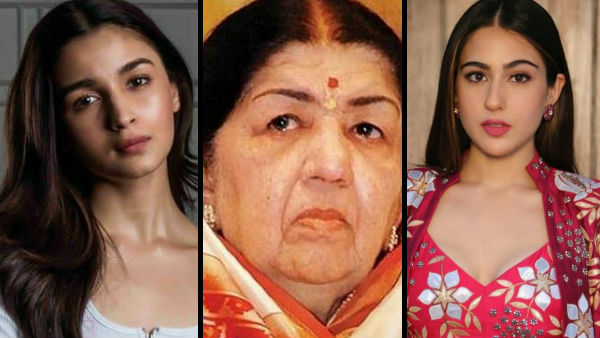 Lata Mangeshkar & Others Pledge Donations To PM-CARES!