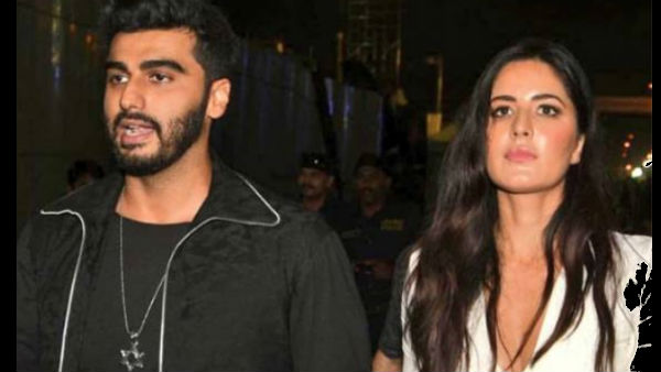Arjun Kapoor Reveals When He Will Work With Katrina Kaif!