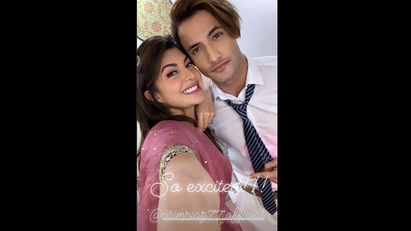 Asim & Jacqueline Look Super Cute Together