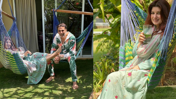 ALSO READ: Coronavirus Lockdown: Akshay Kumar And Twinkle Khanna Chill Together In Their House Garden