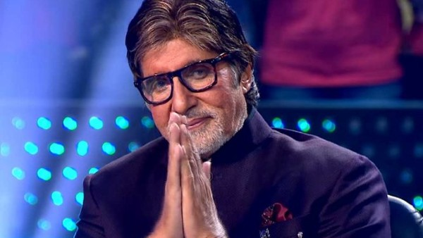 Amitabh Bachchan Hits Back At A Troll!