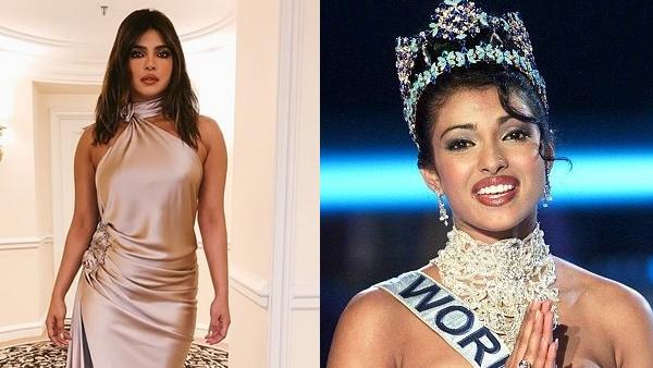 Priyanka On Winning The Miss World Crown In 2002