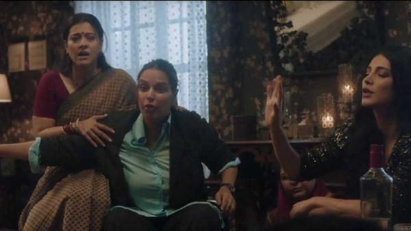 Devi Short Film Review: Kajol, Neha Dhupia And Shruti Haasan's Film Will Send Chills Down Your Spine