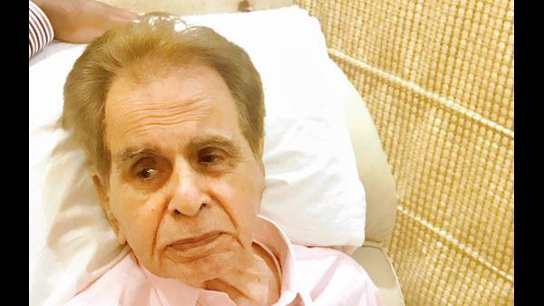 ALSO READ: Dilip Kumar Is Doing Fine After Backache: Saira Banu