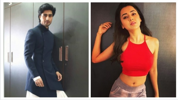 Harshad And Tejasswi In Naagin 5!