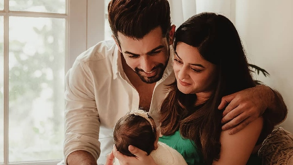 Jay Bhanushali Miffed With User Who Felt They Dont Take Care Of Their Adopted Kids; Actor Hits Back