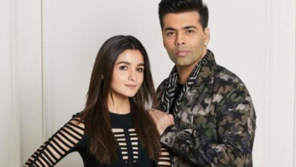 Karan Makes A Candid Confession About Alia's Acting Skills!