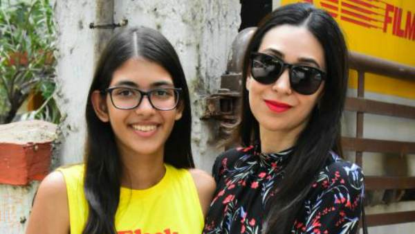 Watch Karisma Kapoor's Daughter Act In A Short Film Directed By Ananya Panday's Sister