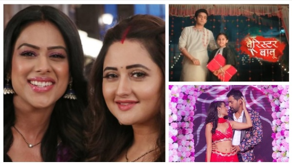 Latest TRP Ratings: Naagin 4 Witnesses A Jump; Barrister Babu Retains 10th Spot