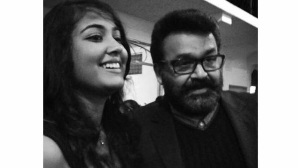 Mohanlal's Birthday Wishes For Daughter Vismaya Wins The Internet!