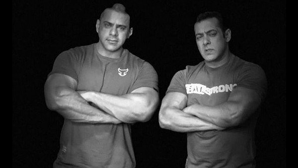 Salman Khan mourns the demise of his nephew Abdullah Khan