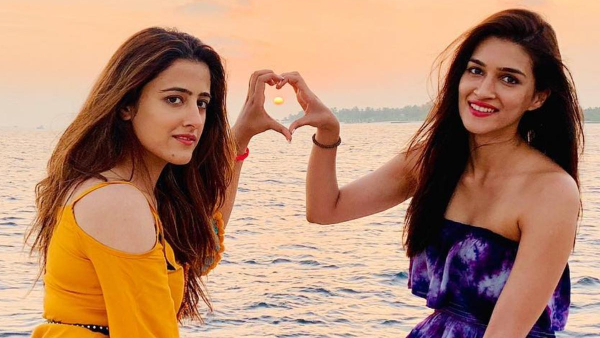 Kriti Sanon On Her Bond With Sister Nupur: 'She Has Always Been Like My Baby'