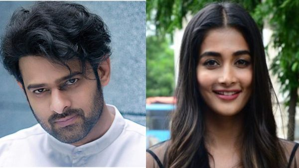 Pooja Hegde and Prabhas