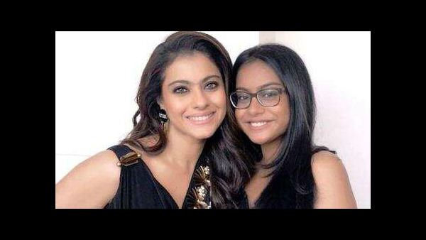 Kajol Says Its Horrible When Her Daughter Nysa Gets Trolled