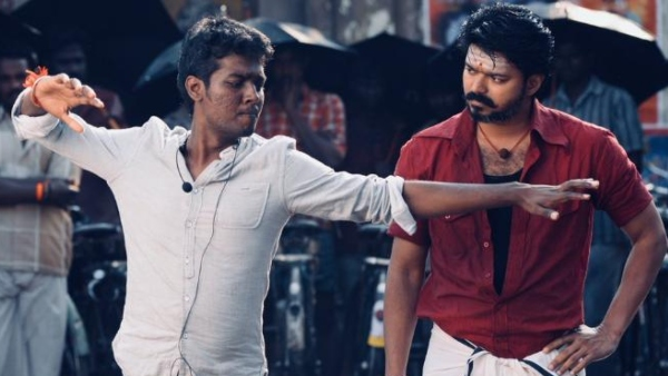 Vijay And Atlee To Join Hands Again For Thalapathy 66?