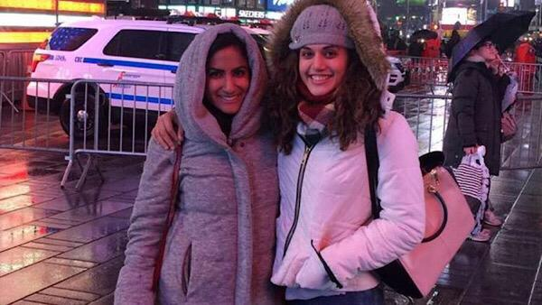 Taapsee Pannu Recollects Her First Visit To New York City: It Was Winter And The Worst Time To Visit