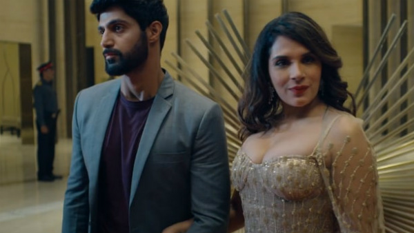4) Zarina Mailk (Richa Chadha) - Inside Edge On Amazon Prime