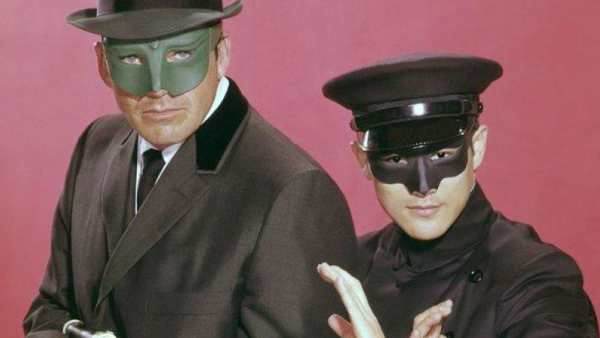 The Green Hornet and Kato' Movie In Works At The Universal Pictures