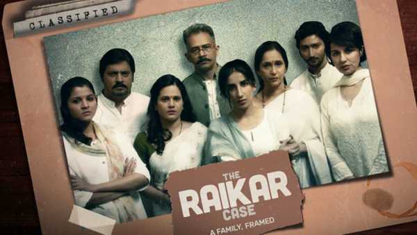 The Raikar Case Web Series Review
