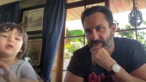 Saif Ali Khan Says Taimur Will Be Devastated After Lockdown Ends