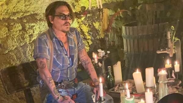 Johnny Depp Joins Instagram, Talks About John Lennon's 'Isolation' In First Post
