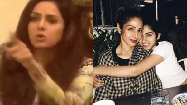 Throwback Thursday: When Sridevi Scolded Daughter Khushi Kapoor For Interrupting Her Interview