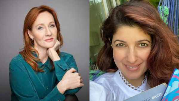 Twinkle Khanna Shares JK Rowling's On COVID-19 Symptoms