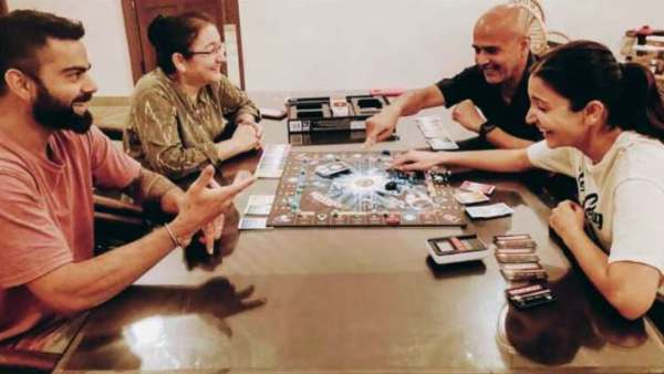 Anushka Sharma Loses At Ludo With Virat Kohli And Family, Accepts Defeat In A Hilarious Way