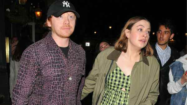 'Harry Potter' Star Rupert Grint Announces Girlfriend Georgia Groome's Pregnancy
