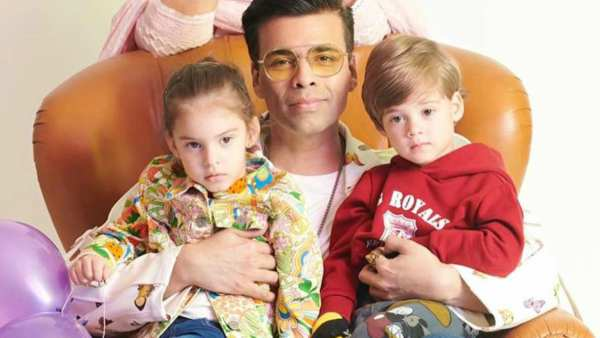 Yash And Roohi Saying 'Go Corona' In Karan Johar's Closet Is The Cutest Video On The Internet