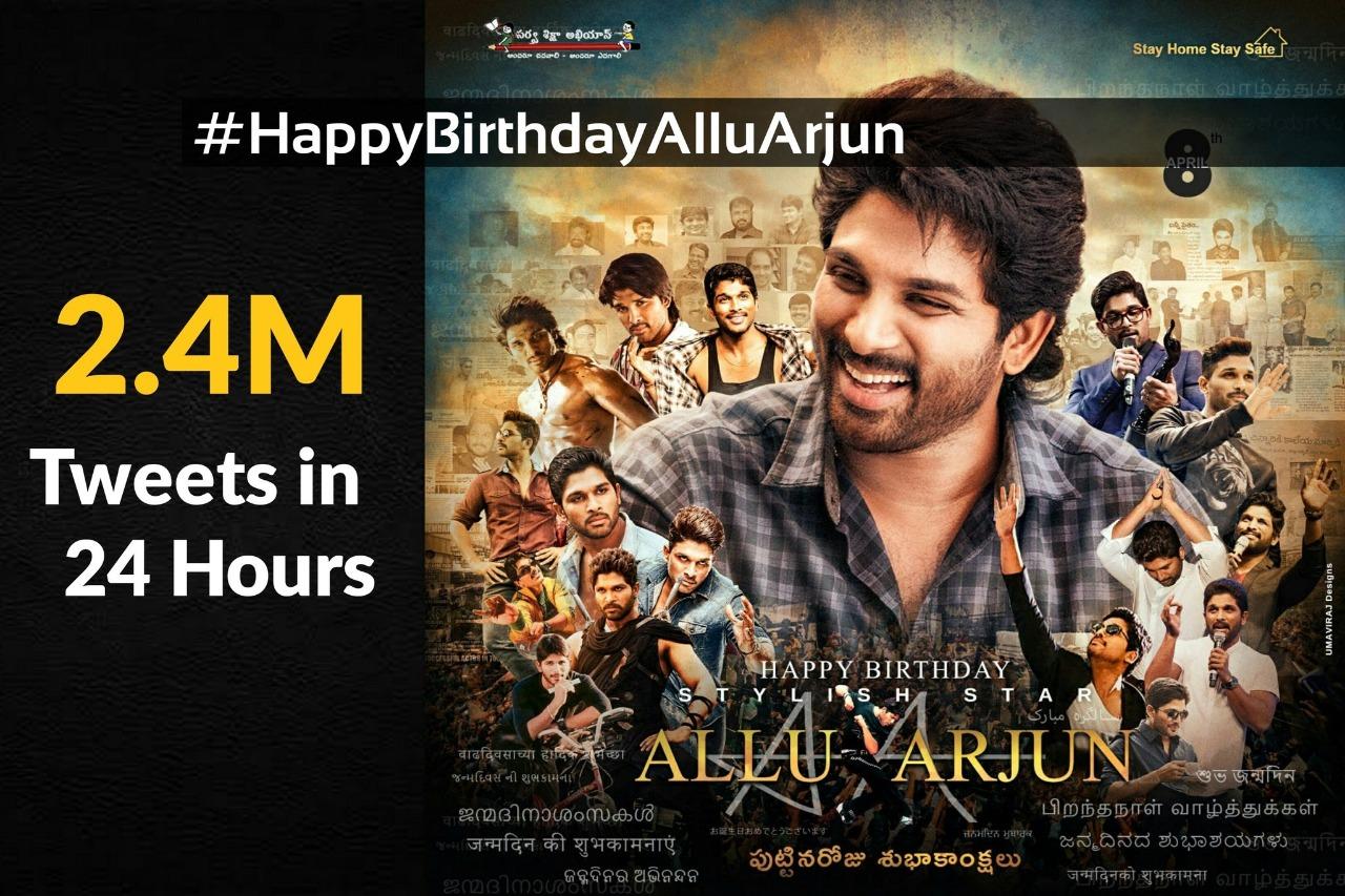 Allu Arjun Fails To Rank In Top 5 Biggest Birthday Trends In India, Pawan Kalyan Reigns The List!