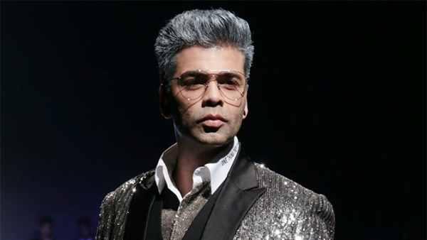 Karan Johar Flaunts His Grey Hair Amid Lockdown, Says 'Grey Matters'
