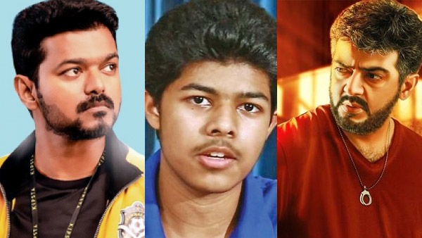 Truth Behind Ajith Dialing Vijay To Enquire About Jason Sanjay's Well-Being! Read Deets Inside!