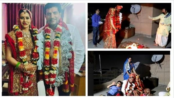 Bigg Boss 2 Winner Ashutosh Kaushik Gets Married On His Terrace Amidst Coronavirus Lockdown