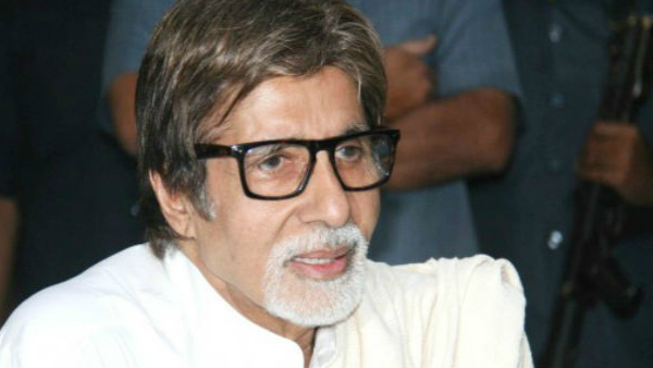 Amitabh Bachchan Concerned About His Eyesight; Reveals He Almost Believed 'Blindness Is On It's Way'