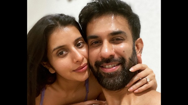 Netizens Ask Charu Asopa & Rajeev Sen To Get A Room As They Share Intimate PICS; Actress Reacts