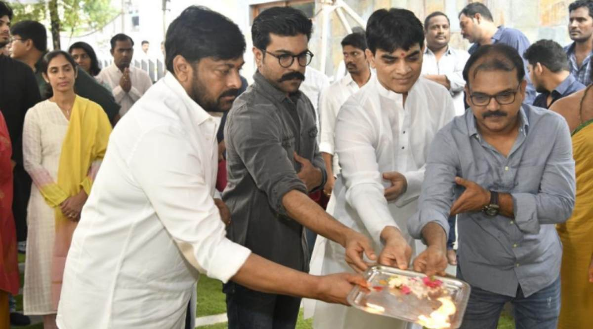 Acharya Shoot Delay: One Of The Producers Under Tension, Pressure For Chiranjeevi And Ram Charan?