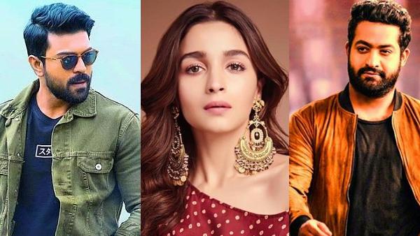 RRR: Alia Bhatt Won't Be Romancing Ram Charan And Jr NTR In The Film!