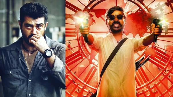 Dhanush-Karthik Subbaraj Duo To Release Jagame Thanthiram Teaser On Thala Ajith's Birthday!