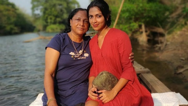 Amala Paul Pens A Heartfelt Note On Father's Death: Says Losing A Parent Is A Major Downfall