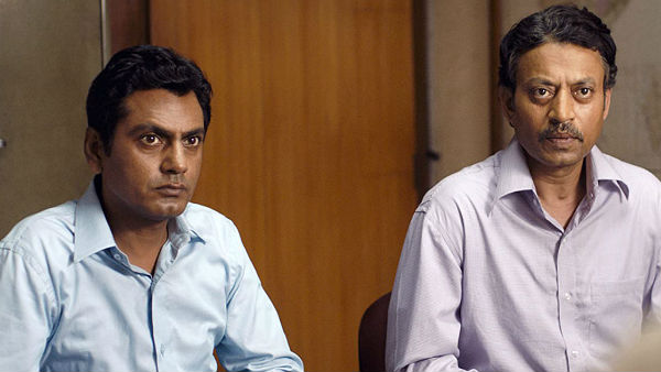 Nawazuddin Siddiqui On Rivalry With Irrfan Khan: During The Lunchbox We Were Made Out To Be Rivals
